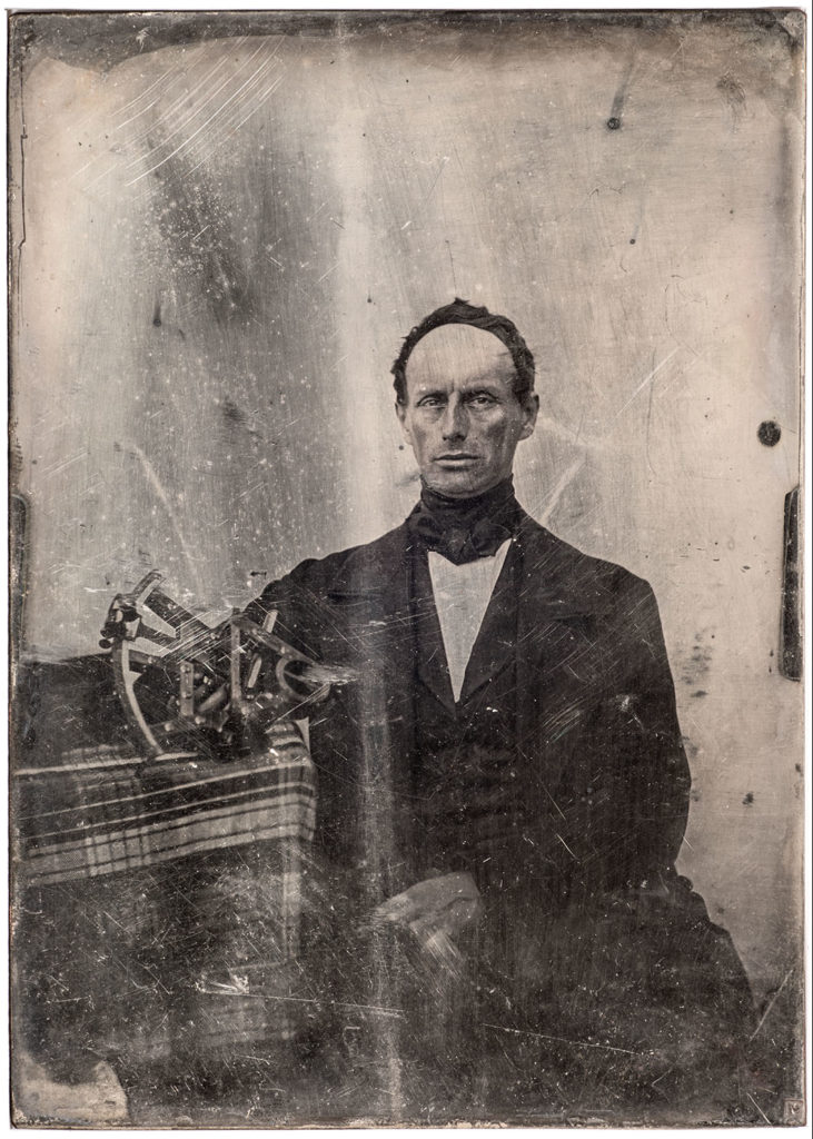 Christian Doppler Portrait