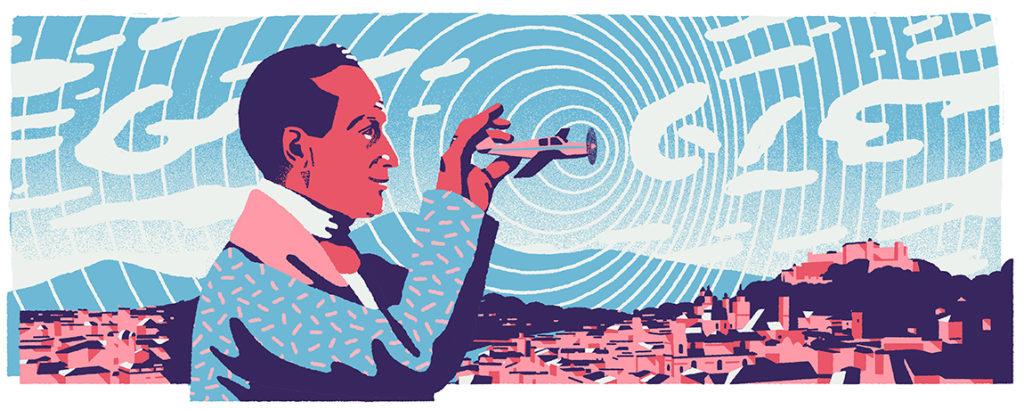 Google Doodle, Max Löffler