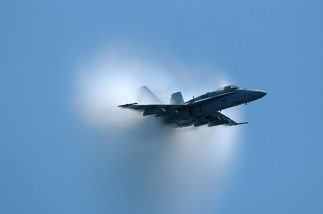 Doppler Effekt Luftfahrt Schallgeschwindigkeit Schallmauer